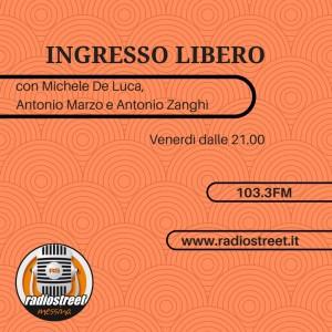 INGRESSO LIBERO